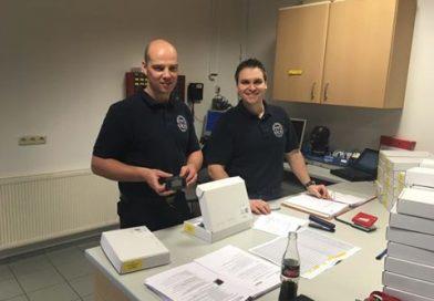 Das dititale Zeitalter beginnt! Neue Funkmelder für Feuerwehren der Gemeinde Altenstadt