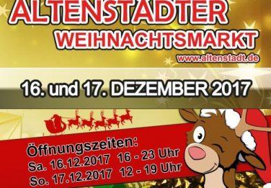 Altenstädter Weihnachsmarkt