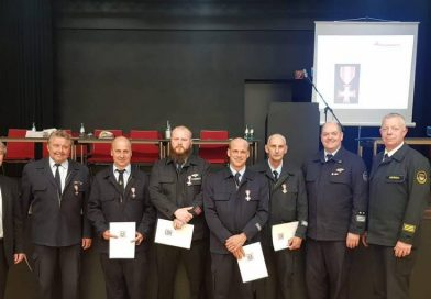 Jahreshauptversammlung Feuerwehren der Gemeinde Altenstadt