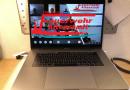 Digitaler Unterricht für den Löschzug 2